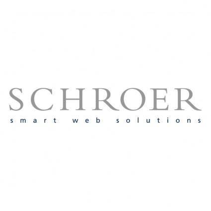 free vector Schroer