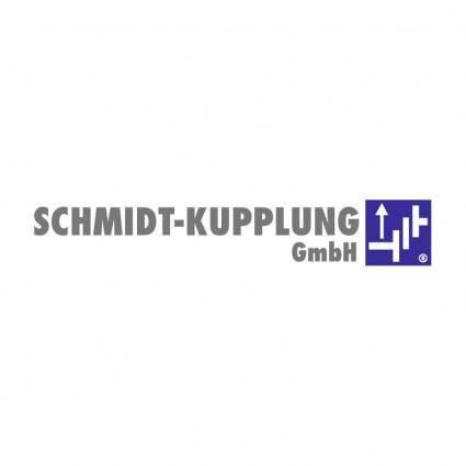 Schmidt kupplung