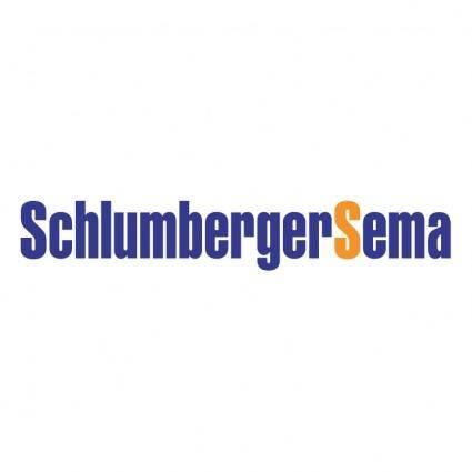 free vector Schlumbergersema