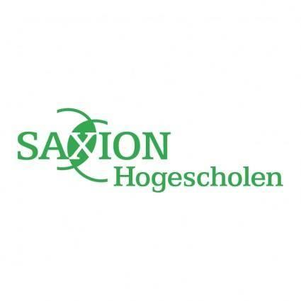 free vector Saxion hogescholen