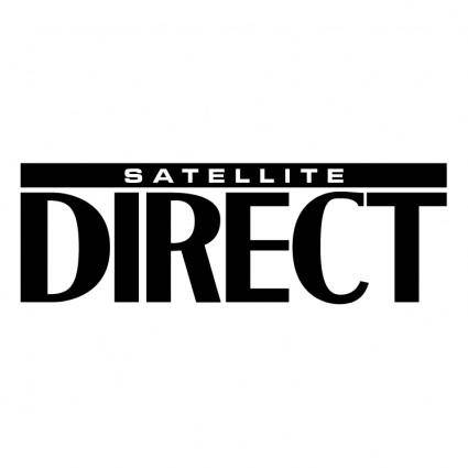 free vector Satellite direct