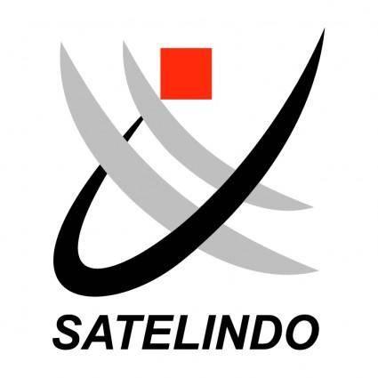 free vector Satelindo