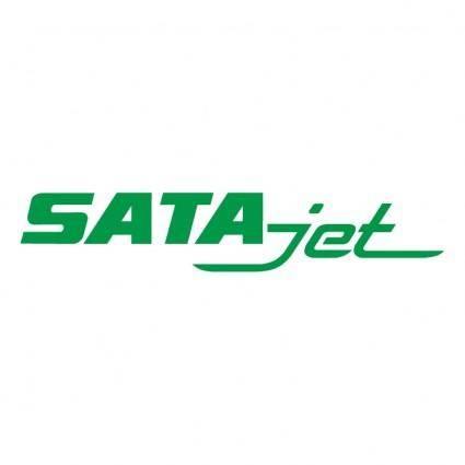 free vector Sata jet