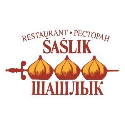 free vector Saslik