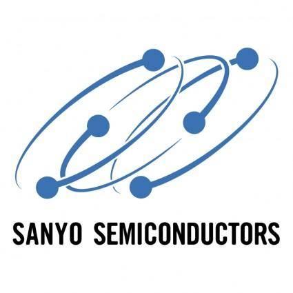 free vector Sanyo semiconductors