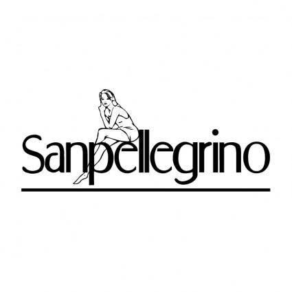 free vector Sanpellegrino 1