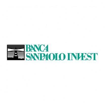 free vector Sanpaolo invest