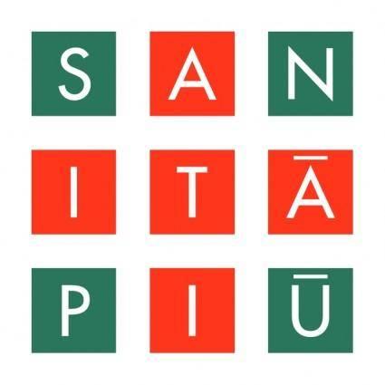 free vector Sanita piu