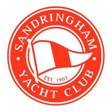 free vector Sandringham yacht club