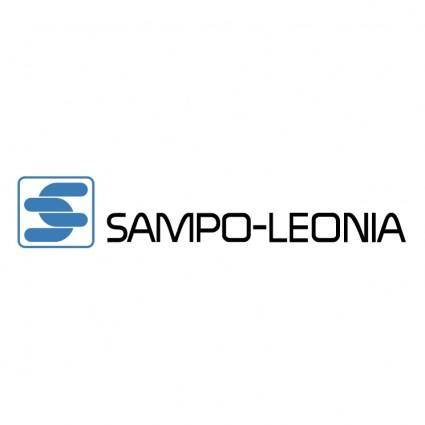 free vector Sampo leonia
