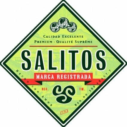 free vector Salitos