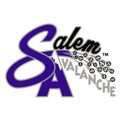 free vector Salem avalanche