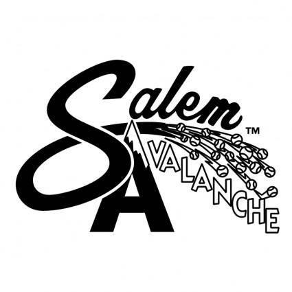 Salem avalanche 1