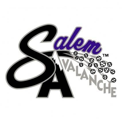 Salem avalanche 0