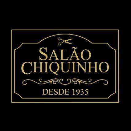 free vector Salao do chiquinho