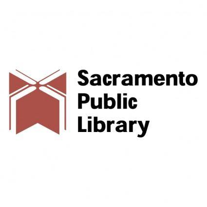 free vector Sacramento public library