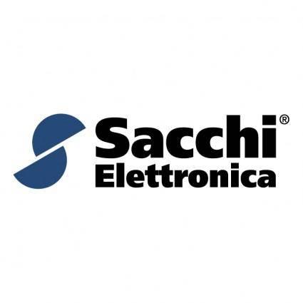 free vector Sacchi elettronica