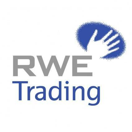 free vector Rwe trading