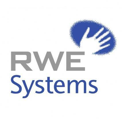 free vector Rwe systems