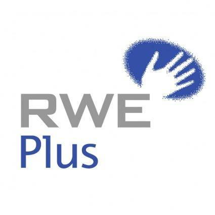 free vector Rwe plus