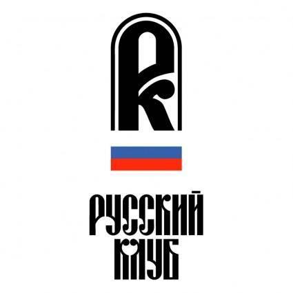 free vector Russian club 1