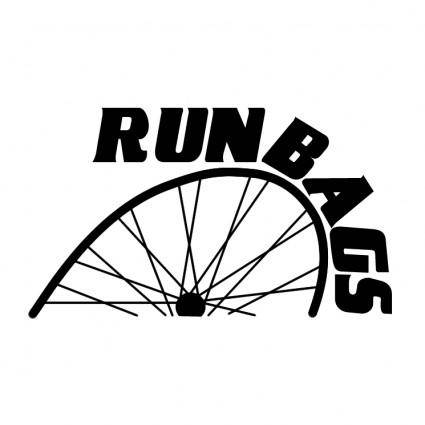 free vector Runbags