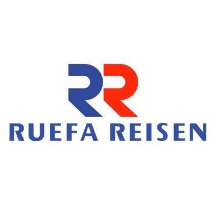 free vector Ruefa reisen