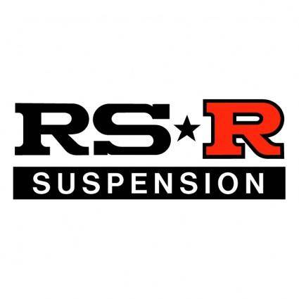 Rsr suspension