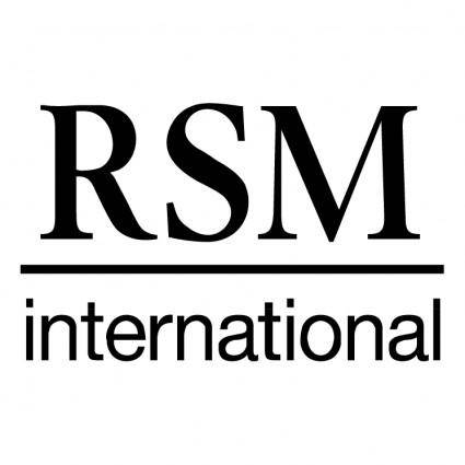 free vector Rsm international