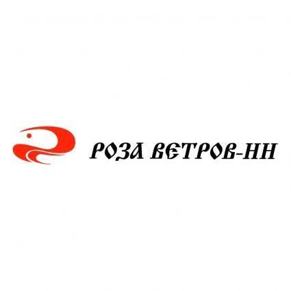 free vector Roza vetrov nn