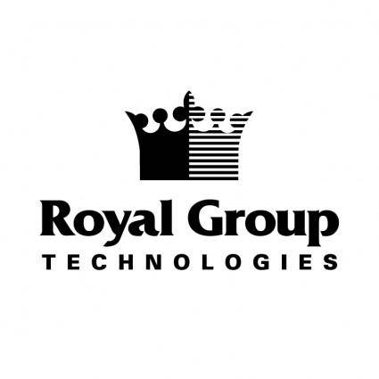 free vector Royal group technologies 0