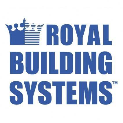 free vector Royal building systems