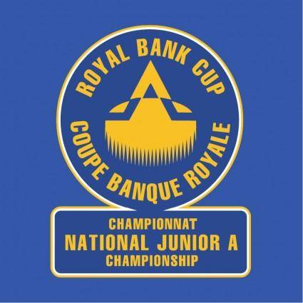 free vector Royal bank cup