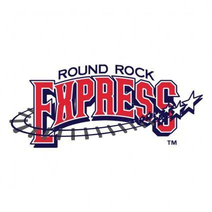 free vector Round rock express 0
