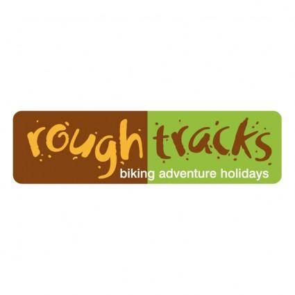 Rough tracks
