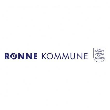 Ronne kommune 1