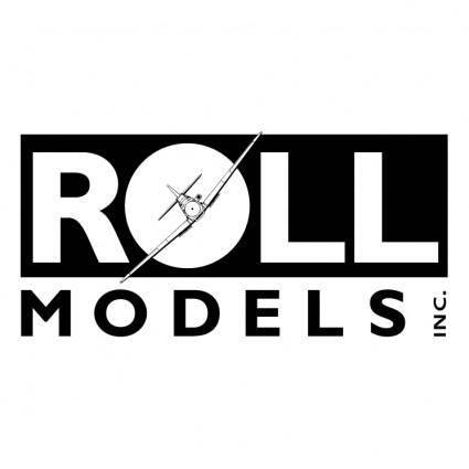 free vector Roll models