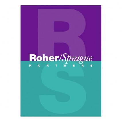 free vector Rohersprague partners