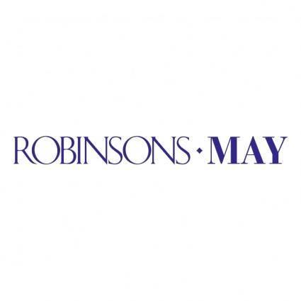 Robinsons may