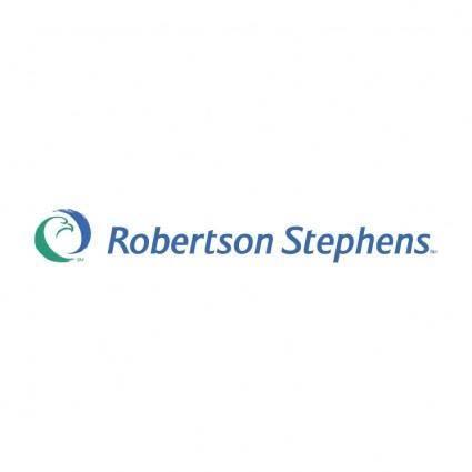 Robertson stephens