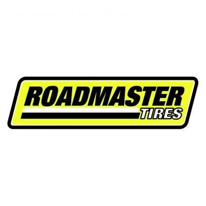 free vector Roadmaster tires