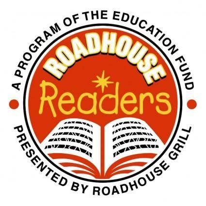 free vector Roadhouse readers