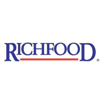 free vector Richfood 0
