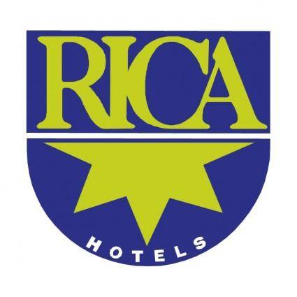 free vector Rica hotels