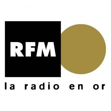 free vector Rfm