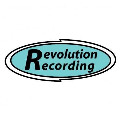Revolution recording