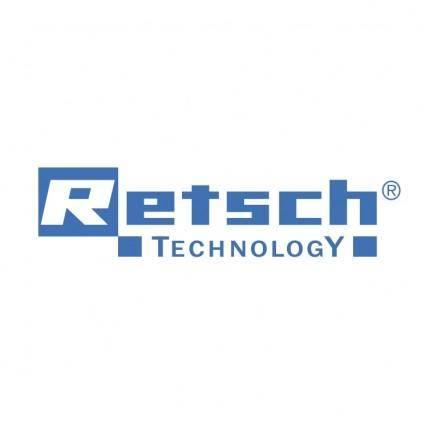 free vector Retsch technology
