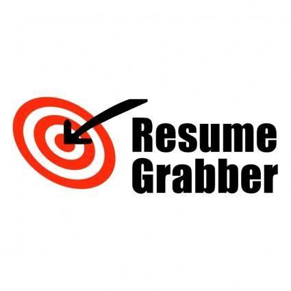 free vector Resume grabber