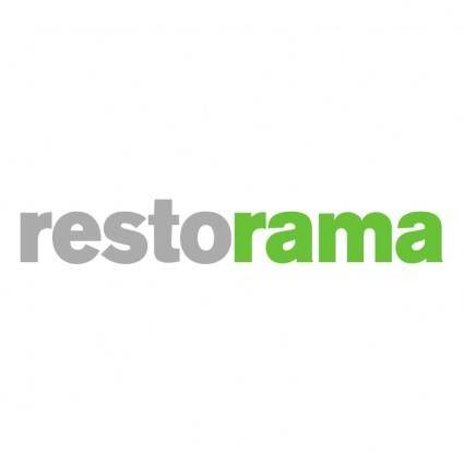 free vector Restorama