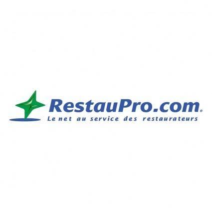 free vector Restauprocom